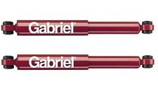 PAIR OF GABRIEL GUARDIAN REAR GAS SHOCK ABSORBERS FOR FORD FAIRLANE ZK ZL SEDAN