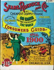Consumers Guide, Fall 1900, 1970, Paperback SEARS, Roebuck & Co