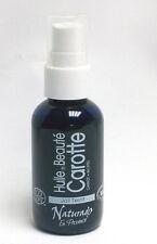 Naturado - Huile végétale Carotte Bio - 50 ml