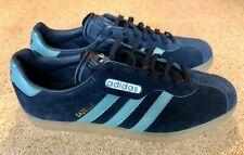 Adidas Originals Gazelle Super Navy Blue Trainers UK 10 Rare