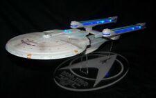 1 x Acrylic Display STAND - Diamond Select Enterprise NCC-1701-B Generations