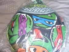 """BNIP Next Ninja Turtles Cushion Round 16"""""""