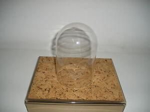 Echtglas Dom für Drehpendeluhr,neu
