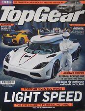 Top Gear magazine 05/2011 featuring Koenigsegg, McLaren, BMW, KTM, Ariel,Radical