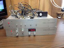 Vista Electronics Model 401 And 308 Test Equipment