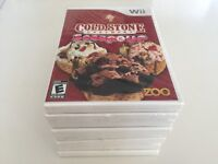 Cold Stone Creamery: Scoop It Up (Nintendo Wii, 2009) WII NEW