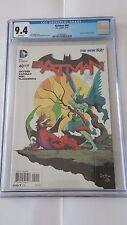Batman #40, DC, CGC 9.4, Death of Batman & Joker