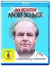 ABOUT SCHMIDT (Jack Nicholson, Kathy Bates) Blu-ray Disc NEU+OVP