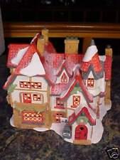 Great Detail Christmas North Pole's Santa'S Workshop Dept 56 Retired Nib!