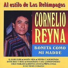 Reyna, Cornelio : Bonita Como Mi Madre CD