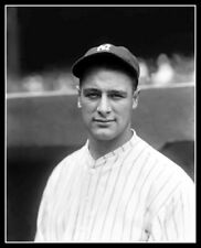 Lou Gehrig #14 Photo 8X10 - 1927 New York Yankees -  Buy Any 2 Get 1 FREE