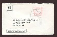 NEW ZEALAND 1972 AA METER 4c COVER...TE ANAU