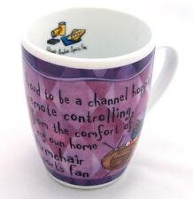Armchair Sports Fan Occupational Mug H&H Coffee Tea Mug Cup Porcelain NEW