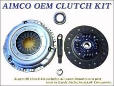 AMC HEAVY DUTY PREMIUM CLUTCH KIT 92-05 HONDA CIVIC 93-95 DEL SOL