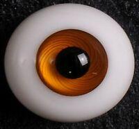Glass Eye 18mm MD Grey x Blue fits YoSD Lati Yellow 1//3 hf33 BJD Volks SD Hood
