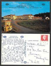 1966 Canada Postcard - Riviere Madeleine, Quebec - Bon Accueil Hotel,Motel