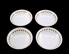 Mikasa Elite Fine China INTERLUDE Narumi Soup Cereal Bowl Dishes 5463 S Lot of 4