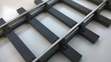 "Gauge 1 - 1:32 Scale 45mm (1 3/4"") Ready Made Track (T12) from Cliff Barker"