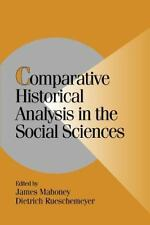 Comparative Historical Analysis in the Social Sciences Cambridge Studies in Com