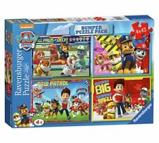 Ravensburger 4 x 42  piece jigsaws Bumper Pack puzzle  Paw Patrol Dogs New