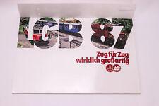 LGB Kalender 1987 Zug für Zug wirklich großartig
