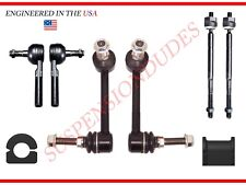 8PC Front Suspension Kit 05-2015 Toyota Tacoma PRE RUNNER 2WD 29MM-30MM BAR ONLY