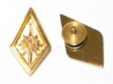 Battlestar Galactica Colonel Collar Pips Deluxe Set of 2