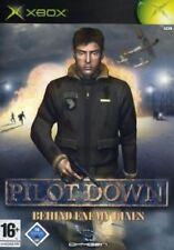 EastEntertainment Pilot Down - XBOX Spiel Game USK 16