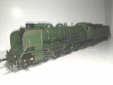 Kit locomotive à vapeur 231 G PLM SNCF KM 108 échelle O + moteur JFJ T55 #CKDB