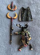Warhammer Fantasy Wood Elf Orion King of Elves Citadel Games Workshop Metal OOP