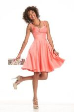 GUESS By Marciano MALIE Vintage Silk Sweetheart Prom Wedding Sexy Dress XS