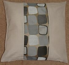 Set Of 4 Deco cream cushion covers , Stunning quality, now discontinued