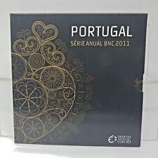 PORTUGAL 2011 BNC CARTERA OFICIAL - 8 VALORES -