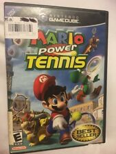 Mario Power Tennis (Nintendo GameCube, 2004)