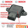 Hyundai Vauxhall Saab Volvo Sensor Position Butterfly Original Bosch 0280122014