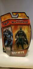 "DC MULTIVERSE 3.75"" ARKHAM KNIGHT DETECTIVE MODE BATMAN FIGURE"