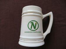 Original 1970's Minnesota North Stars Ceramic Hockey Mug Buck