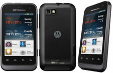 BRAND NEW MOTOROLA DEFY MINI XT320 SIM FREE PHONE - BLUETOOTH - 3G - 3.2MP CAM