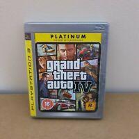 Grand Theft Auto IV GTA 4 PS3 Playstation 3 (Platinum)