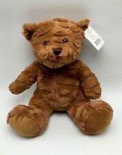 Teddy Bear Plush Stuffed Animal Toy 11 inch Brown New