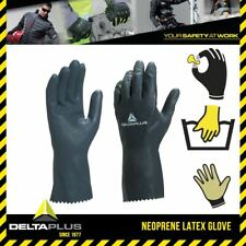 Delta Plus Latex/Neoprene Mix With Cotton Flocklining Work Gloves #VE530