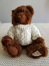 Giorgio Beverly Hills Collectors Bear 20th Anniversary Teddy bear Soft toy Plush