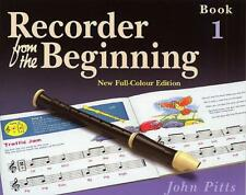 Recorder From The Beginning: Pupil's Book 1 2004 Edition Soprano [Descant] Recor