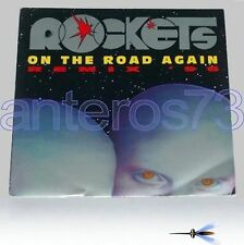 "ROCKETS ""ON THE ROAD AGAIN REMIX 96"" RARE 12"" 1996"