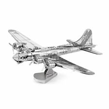 B-17 Flying Fortress Metal Earth 3d Model Kit Fascinations
