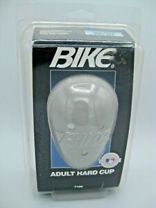 BIKE #7180 Adult Hard Cup One Size Fit All - Baseball, Martial Arts, Hockey, etc