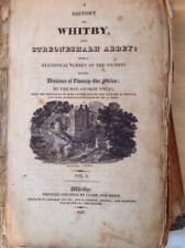 Whitby Anntiquarian Book 1817
