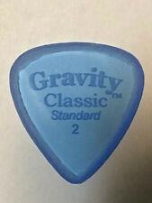 Gravity Classic Standard Master Finish Guitar Pick 2.0mm