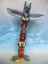 FIGURINE COLLECTION PAPO CHEVALIER CHEVAL TOTEM INDIEN 2000 -41