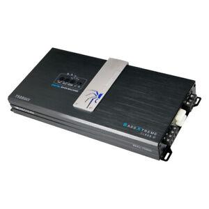 SoundStream BXA1-7500D Bass Xtreme Series 7500W Monoblock Car Audio Amplifier
